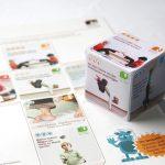 Konzept- + Produktentwicklung Papeterie